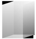 3D Kristall Rechteck R110