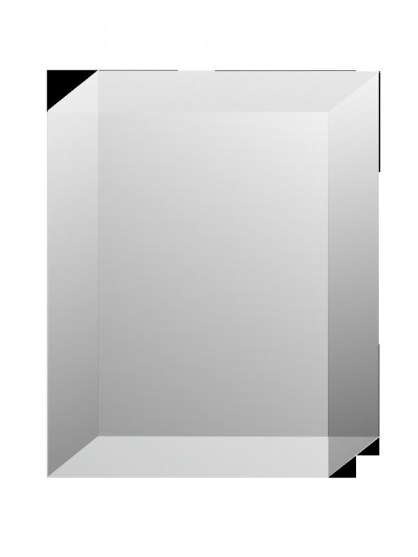 3D Kristall Rechteck ST90
