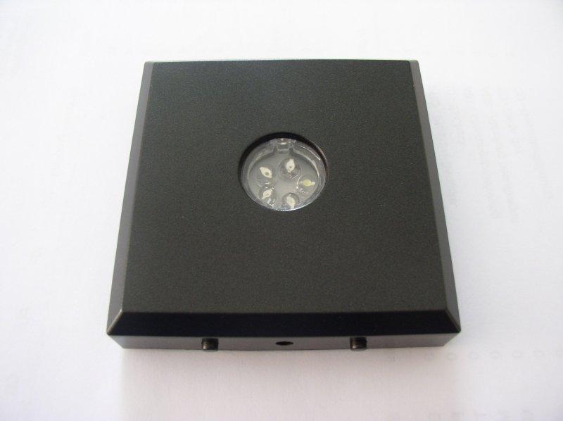 Lichtsockel Typ 1 Schwarz